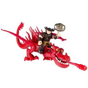 Como Treinar Seu Dragão 2-montadores De Dragões Snotlout E H
