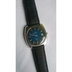 Antiguo Reloj Silvana Muy Bien Conservado