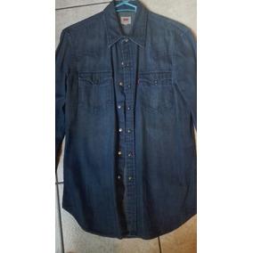 Camisa Azul Levi