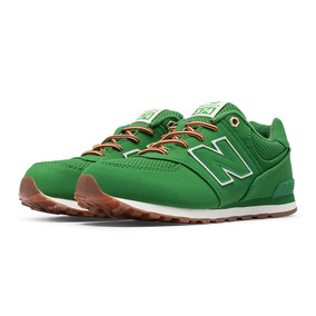 new balance color verde