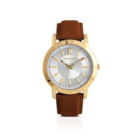 aa698583094c7 Relogio Monte Carlo 3011 - Relógios De Pulso no Mercado Livre Brasil