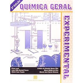 Quimica Geral Experimental, Lenzi, Ervin Ciências Exatas -