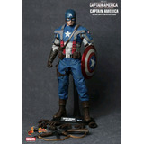 Hot Toys Capitan America The First Avengers Steve
