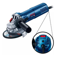 Esmerilhadeira Bosch Controle De Velocidade Gws 9-125 S 127v