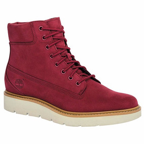 Botas Timberland Kenniston 6in A1juo Rojas Oi