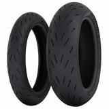 Par Pneu 120/70-17 180/55-17 Cbr 1100 Power Rs Michelin