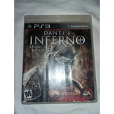 Ps3 Dante Inferno Fisico