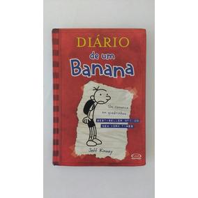 Livro Diário De Um Banana Jeff Kinney Frete Grátis