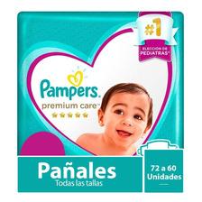 1 Paquete Pañales Pampers Premium Care Todas Las Tallas