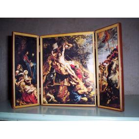 Cuadro De Madera Replica De Pinturas De Peter Paul Rubens