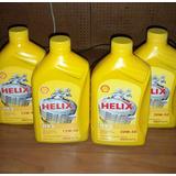 Aceite Shell Helix Mineral 20w 50 15w40 Al Mayor Y Al Detal