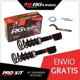 Amortiguadores Regulables Jorsa Del Chevrolet Corsa Rg Kit