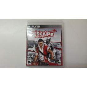 Escape Dead Island - Jogo Seminovo - Ps3