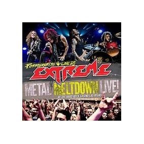 Extreme - Pornografitti Live 25 - Blu Ray + Dvd + Cd, Lacrad