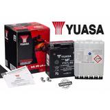 Bateria Moto Yuasa Ytx7l Twister/ Tornado/ Cb300/ Fazer 250