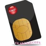 Chip Claro 4g Lte, Para Cambio De Compañía, Pase A Claro