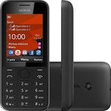 Nokia 208 3g Novo Dual Chip A Pronta Entrega