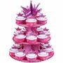 Base Para Cupcakes Princesa Wilton Reposteria Capacillos