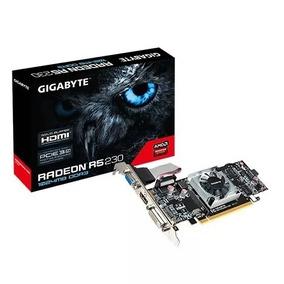 Placa De Video Vga Amd Gigabyte Radeon R5 230 1gb Ddr3 64b