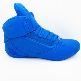 Tenis Everlast Casual Box El 9014 Azul Rey