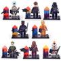 Star Wars Coleccion X 8 Con Chew. Minifiguras. E-commerce07