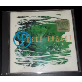 Deep Forest - Cd P1992 Imp. U S A Buen Estado!