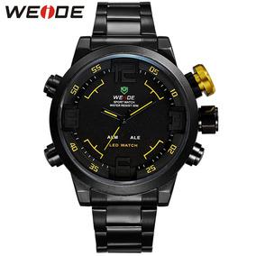 Reloj Análogo Digital Weide-kvita Accesorios