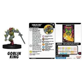 Goblin King - 040 Heroclix