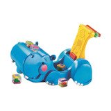 Juguete Niños Fisher Price Hipopótamo Andador Traga-bloques
