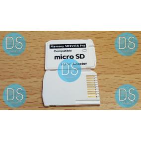 Adaptador Ps Vita Micro Sd Sd2vita 3.0 Fbstore