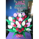 Arreglos De Flores De Foami Ramos De Flores De Foami