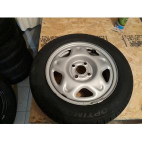 Rin Y Llanta 14 Para Chevrolet Spark