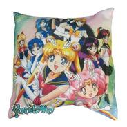 Almohadón De Anime Sailor Moon Serena Tsukino Ami