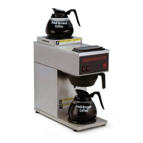 Cafetera Percoladora Para 2 Jarras Gc-cpo-2p-15a Marca Gmcw