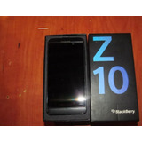Blackberry Z10 Por Favor Leer Descrip.