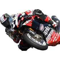 10 Adesivo Logomarca Racing Para Moto Bike