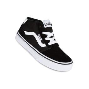 zapatillas bota vans niño