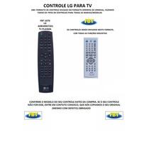 Controle Lg Akb34907201 Para Tv Fbt 1070