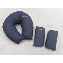 Protetor De Cinto Para Bebê Conforto + Almofada De Cabeça ;)