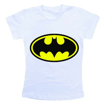 Camiseta Baby Look Feminina - Batman