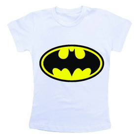 Camiseta Baby Look Feminina - Batman