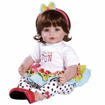 Boneca Realista Adora Doll Circus Fun Bebe Reborn 20014005