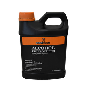Alcohol Isopropilico Limpieza 1lt Perfect Choice Pc-034094