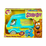Set Camioneta Maquina Del Misterio Scooby Doo Incluye A Fred