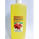 Aceite De Almendras Dulces Medio Litro Masajes E Hidratacion