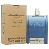 Perfume Salvatore Ferragamo Acqua Tester Original Usa