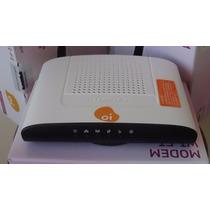 Kit Modem Wi-fi Td5136 V2, Banda Larga, Oi Velox,technicolor