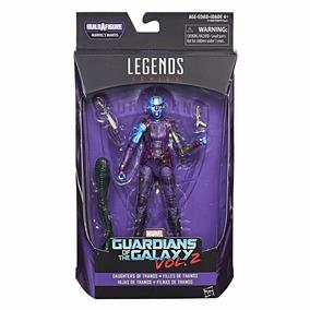 Nebula - Boneco Marvel Legends - Guardiões Da Galáxia