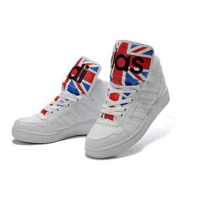 Zapatillas Botitas adidas Original Jeremy Scott Envio Gratis
