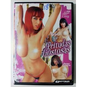 Dvd Peitudas Gostosas Original Erotika Sheila Dantas Anne Ca